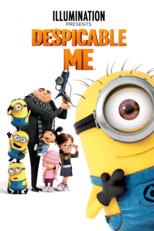 Despicable Me image not available
