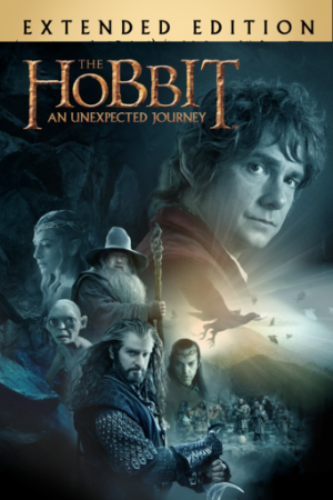 The Hobbit: An Unexpected Journey (Extended Edition) image not available