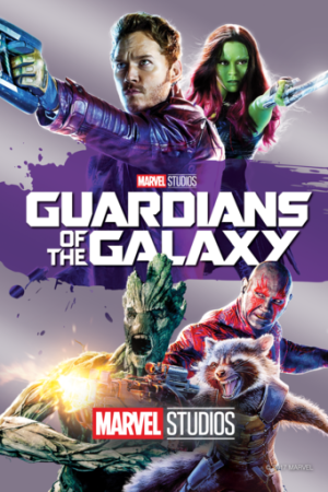 Guardians of the Galaxy image not available