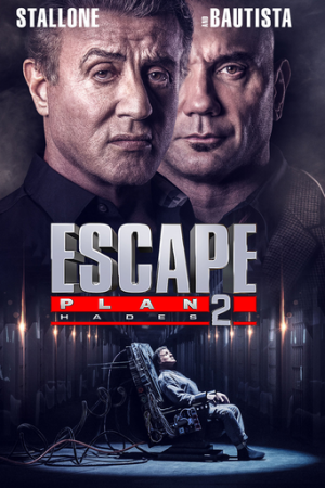 Escape Plan 2: Hades image not available