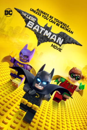 The LEGO Batman Movie image not available
