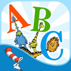 Dr. Seuss's ABC image not available