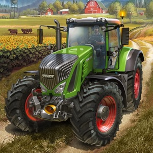 Farming Simulator 17 image not available
