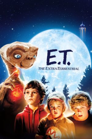 E.T. The Extra-Terrestrial image not available