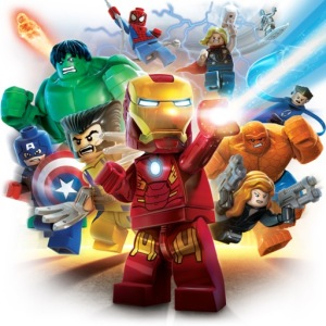 LEGO Marvel Super Heroes image not available