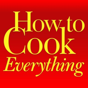 How to Cook Everything image not available