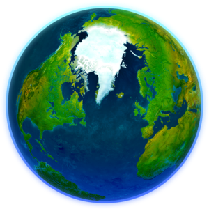Earth 3D image not available