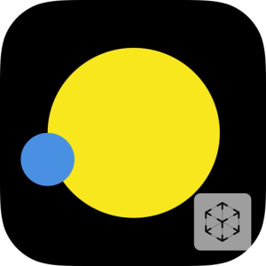 Augmented Reality Solar System image not available